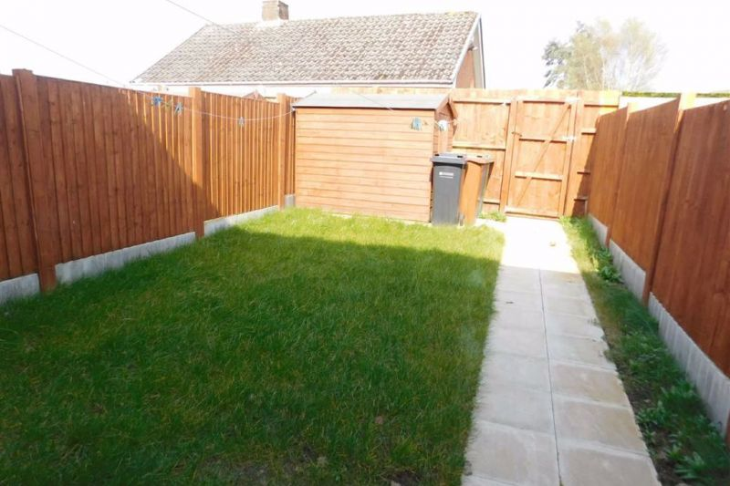 Gardens - Beekeeper Close, Offerton, Stockport