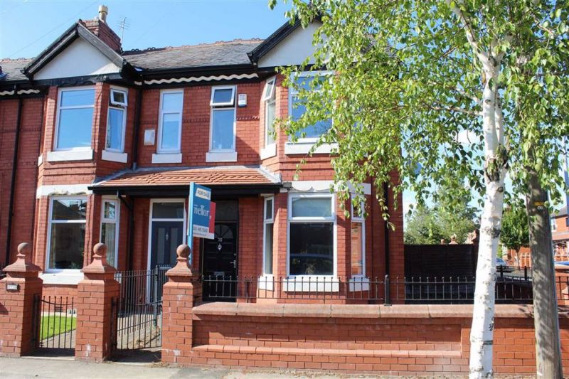 Property at Parkside Road, Manchester