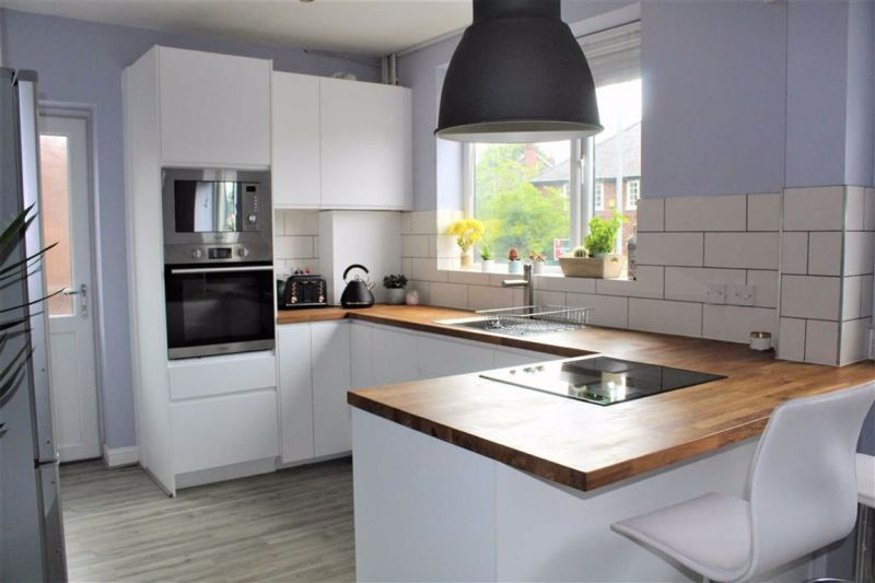 Open Plan Dining Kitchen - Old Moat Lane, Manchester