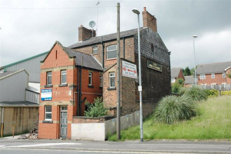 Property at Blackley New Road, Blackley Village, Manchester