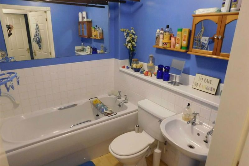 Bathroom - Riverside Court, Waters Edge, Marple Bridge, Stockport