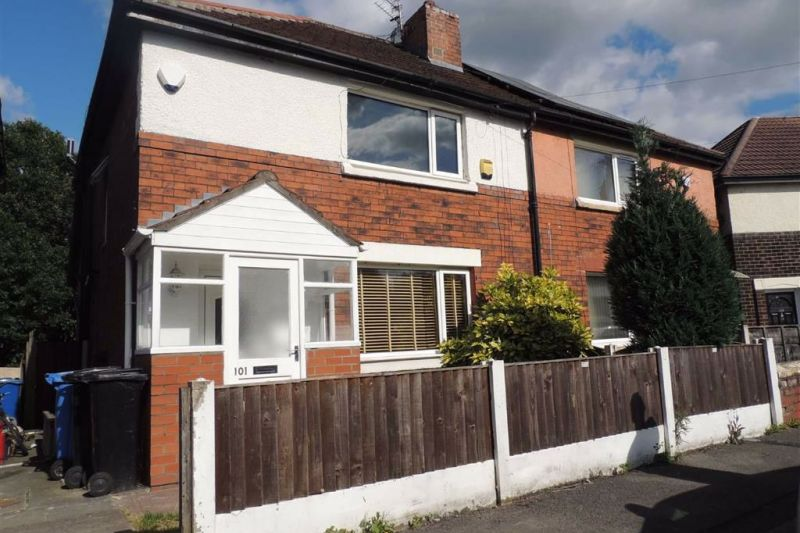 Property at Woodhall Crescent, Stockport
