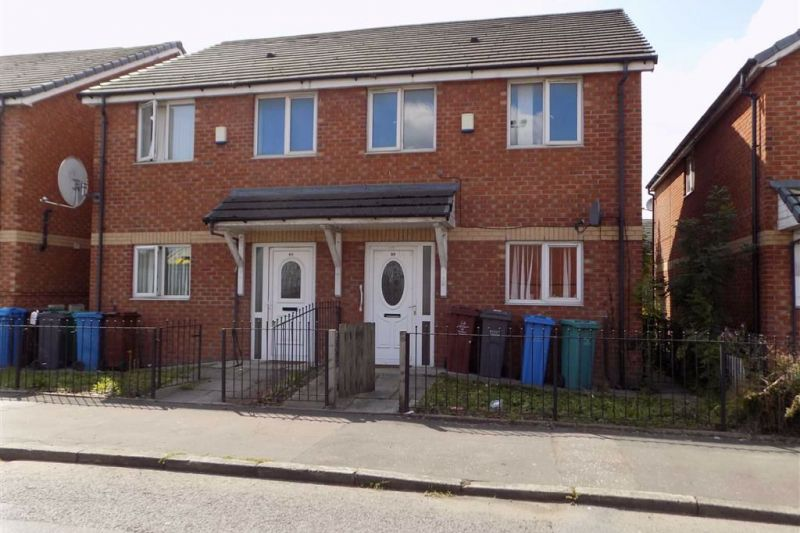 Property at Crossley Street, Gorton, Manchester