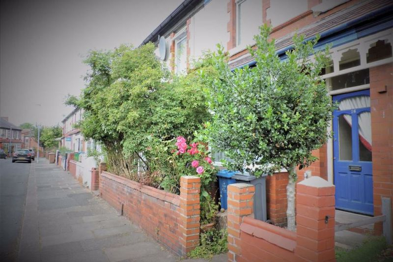 Outside - Elmsworth Avenue, Manchester