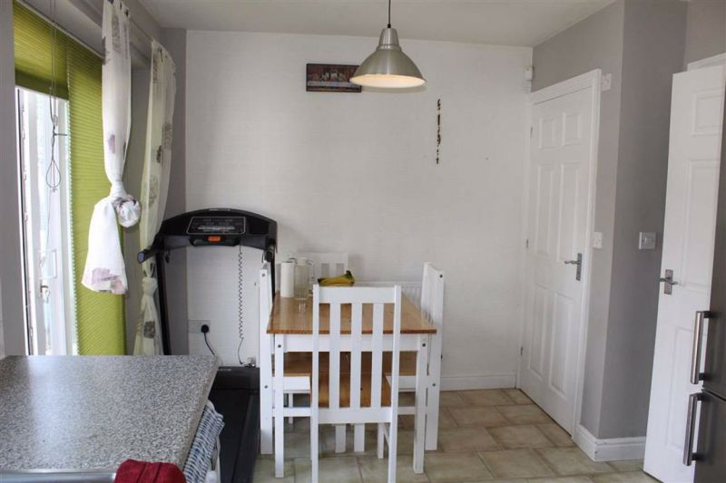 Dining Kitchen - Higher Meadows, Levenshulme, Manchester