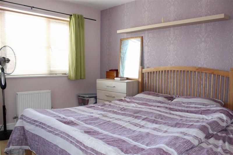 Bedroom One - Higher Meadows, Levenshulme, Manchester