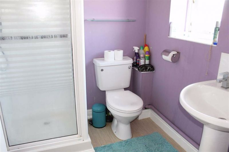 En-Suite Shower Room - Higher Meadows, Levenshulme, Manchester