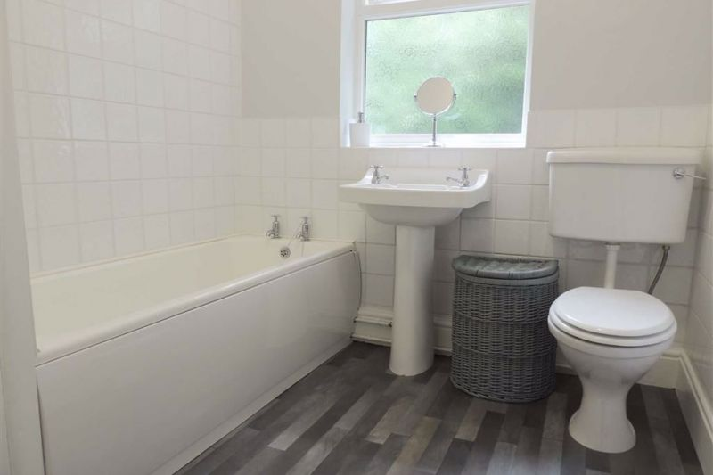Bathroom - Fenton Avenue, Hazel Grove, Stockport