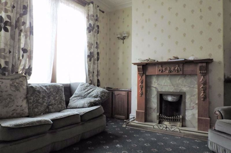 Living Room - Cuthbert Avenue, Manchester