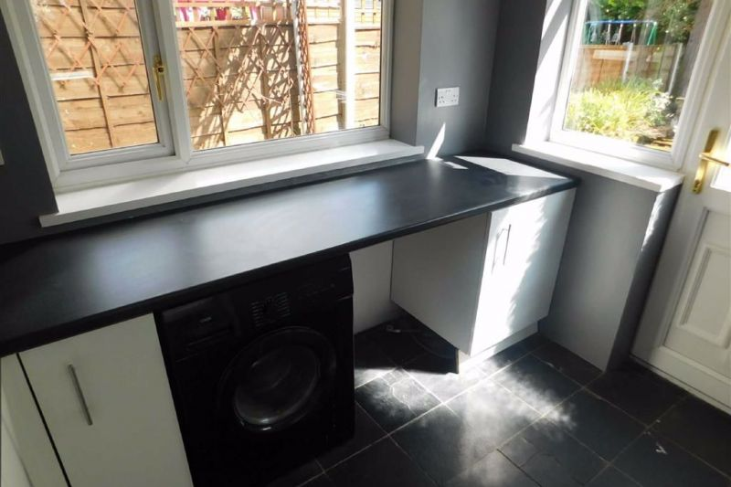 Extended Utility Room - Oakland Avenue, Offerton, Stockport