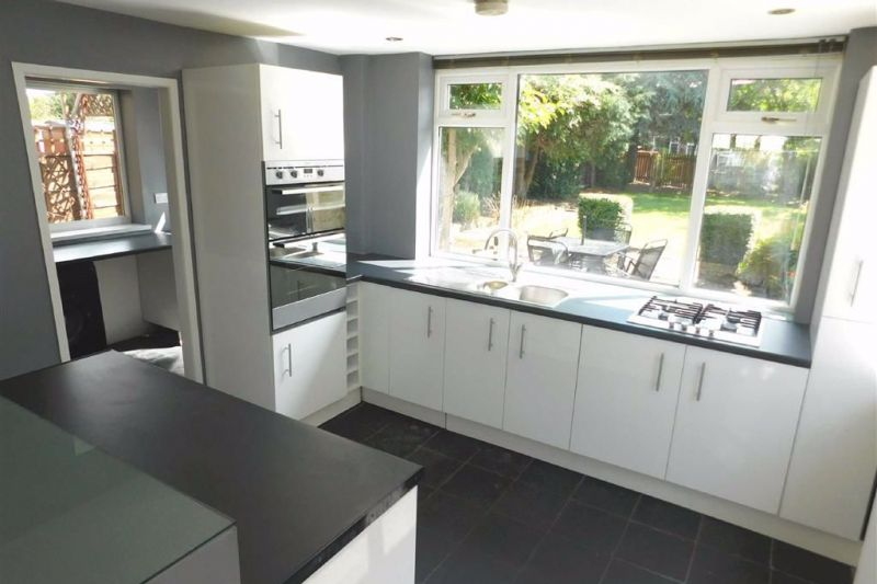 Extended Kitchen - Oakland Avenue, Offerton, Stockport