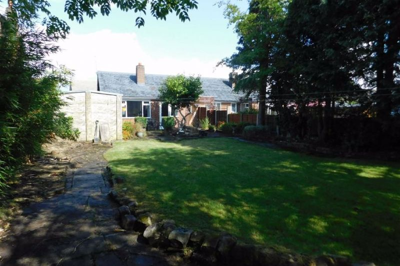 Gardens - Oakland Avenue, Offerton, Stockport
