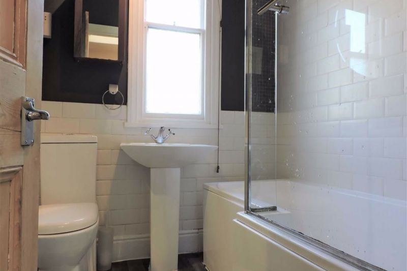 Bathroom - Windsor Road, Levenshulme, Manchester