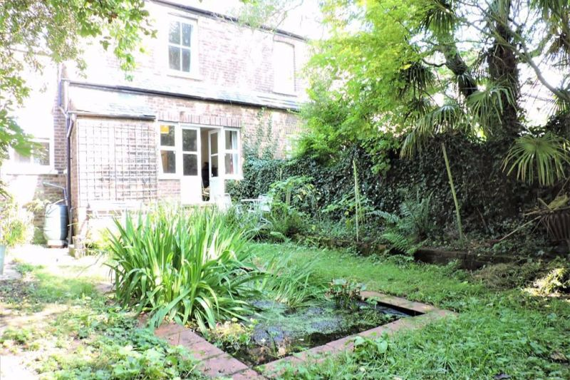 Rear Garden - Windsor Road, Levenshulme, Manchester