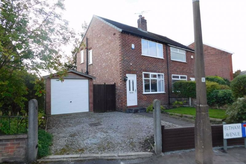 Property at Eltham Avenue, Great Moor, Stockport