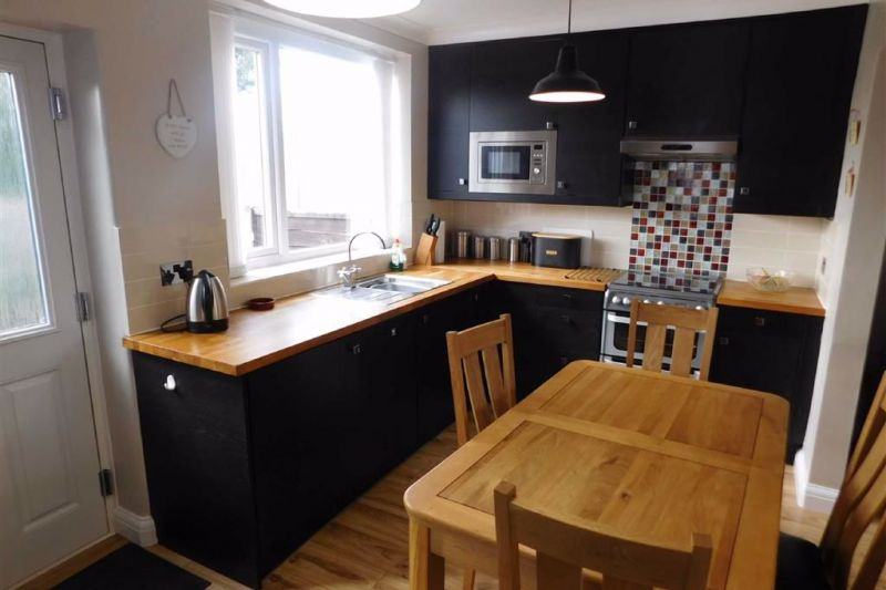 Dining Kitchen - Eltham Avenue, Great Moor, Stockport