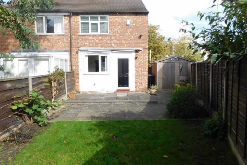 Gardens - Eltham Avenue, Great Moor, Stockport