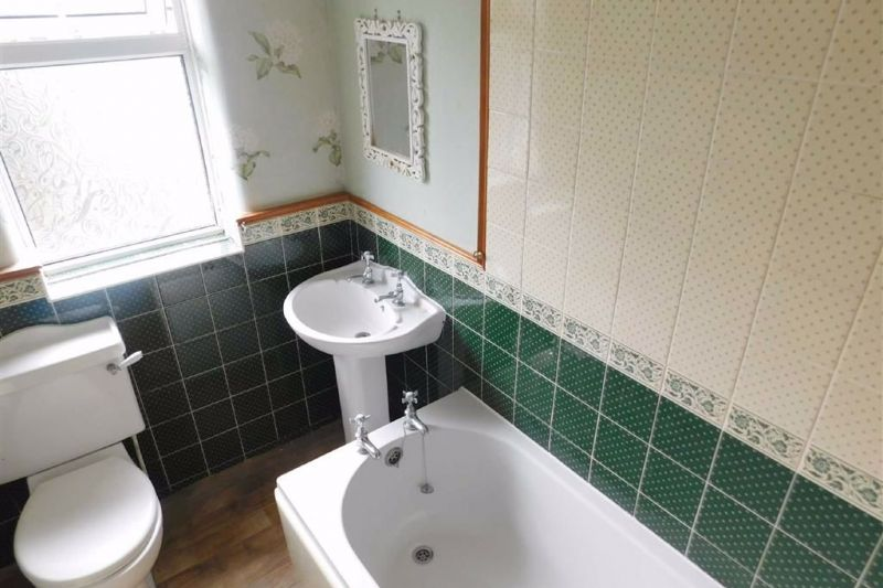 Bathroom - Claremont Road, Great Moor, Stockport