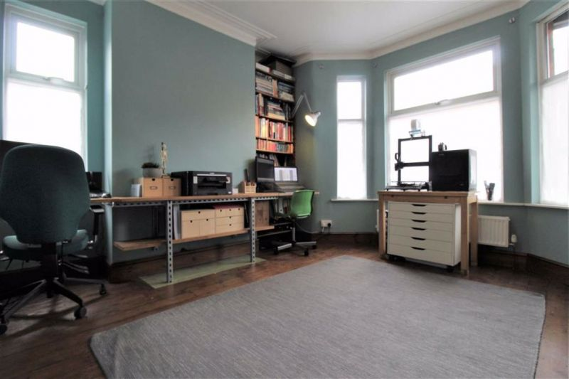 Sitting Room / Office - Broom Lane, Levenshulme, Manchester