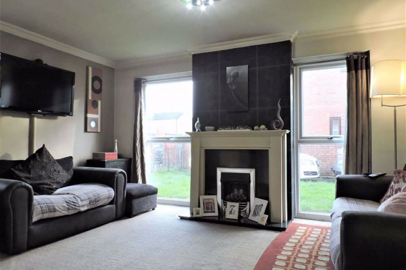 Lounge - Butterwick Close, Manchester