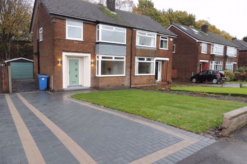 Edale Close, Hazel Grove, Stockport