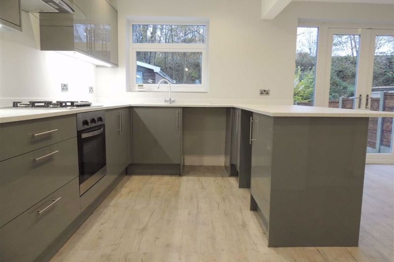 Open Plan Dining Kitchen - Edale Close, Hazel Grove, Stockport