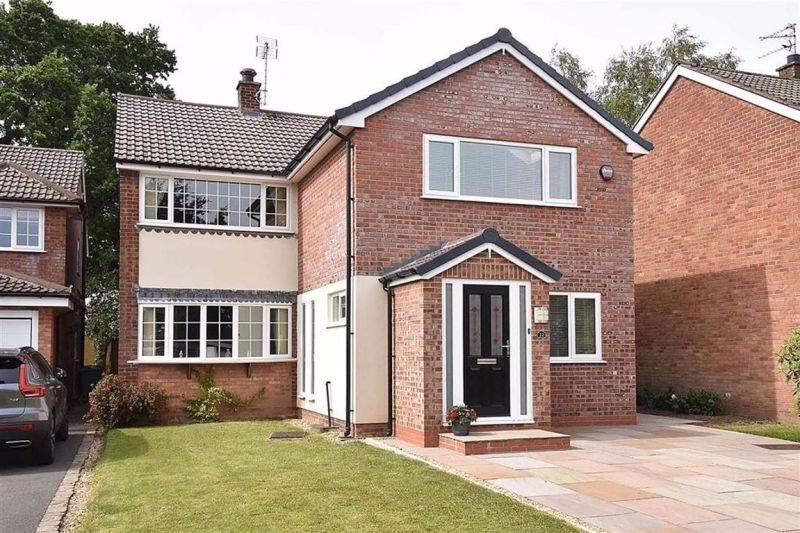 Worthington Close, Macclesfield, Cheshire