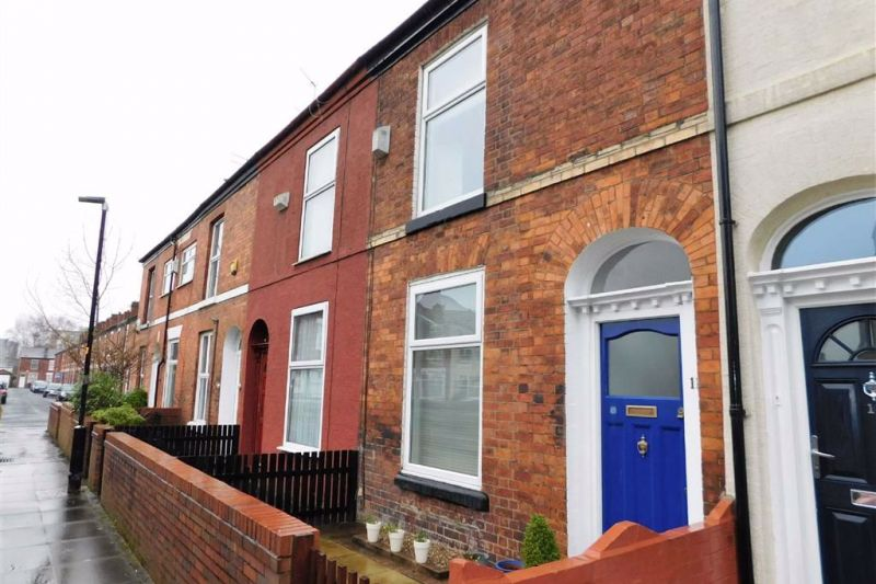 St Matthews Terrace, Edgeley, Stockport