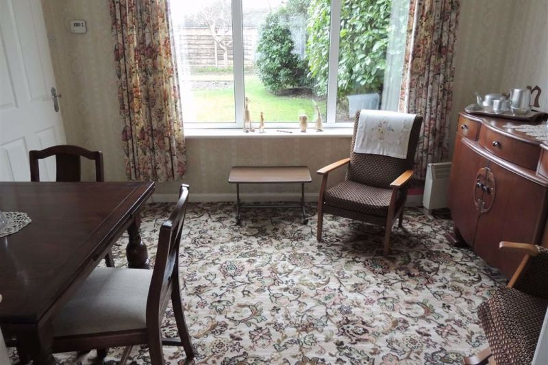 Dining Room - Elton Drive, Hazel Grove, Stockport