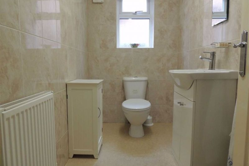Downstairs WC - Elton Drive, Hazel Grove, Stockport