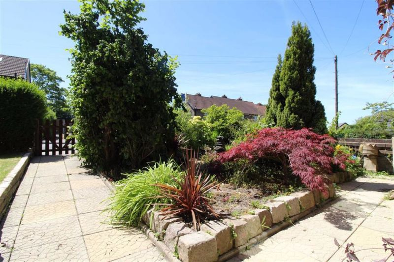 Front garden - Mount Drive, Marple, Stockport