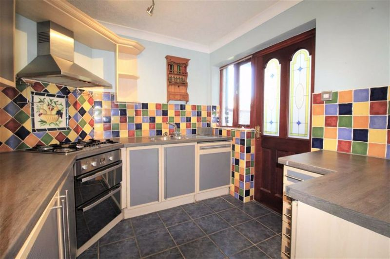Kitchen - Mount Drive, Marple, Stockport
