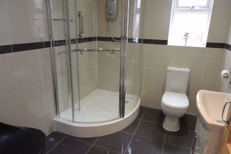 Downstairs Shower Room - Elton Drive, Hazel Grove, Stockport