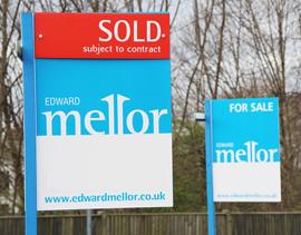 Edward Mellor Sold