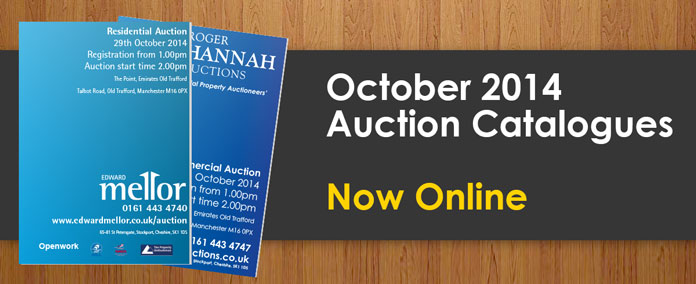 October Catalogue Now Online