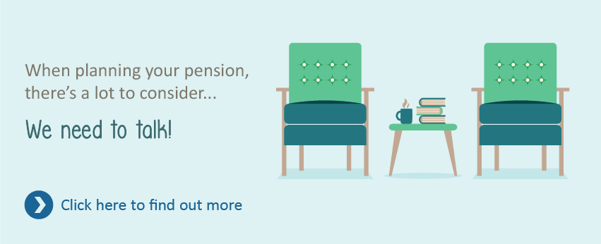 When planning your pension, there is a lot to consider, we can help!