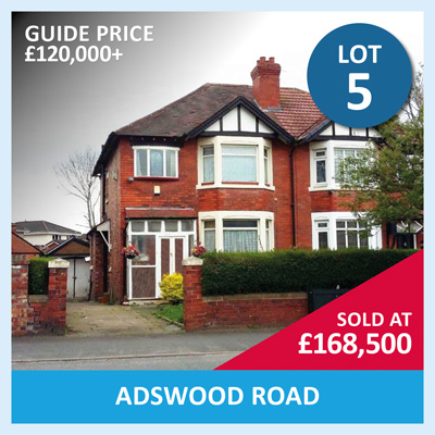 Adswood Road Stockport