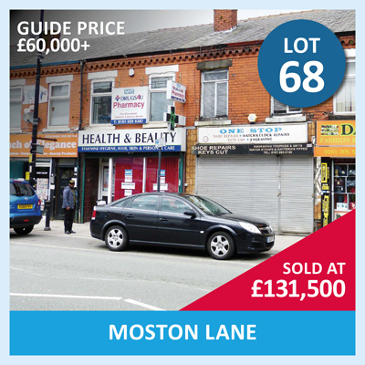 Moston Road Manchester