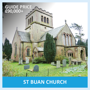 St Buan Chruch For Sale