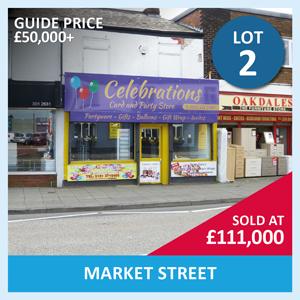 Market Street Sold
