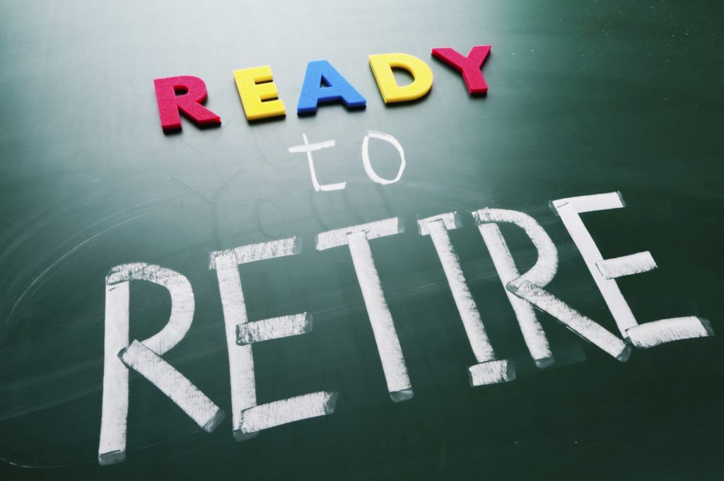 Ready to retire?