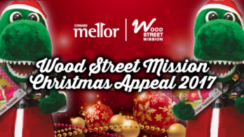 Wood Street Mission Christmas Icon Banner Website