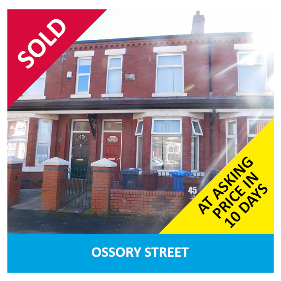 Ossory Street - Withington Sold Properties
