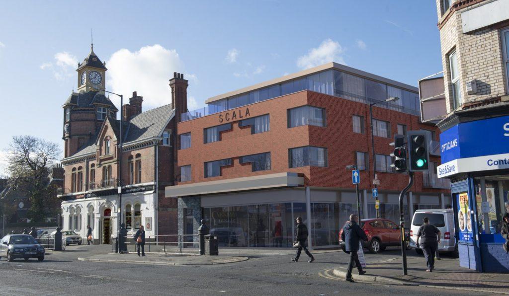New Scala Building Withington
