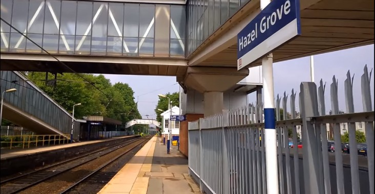 Hazel-Grove-Train-Station