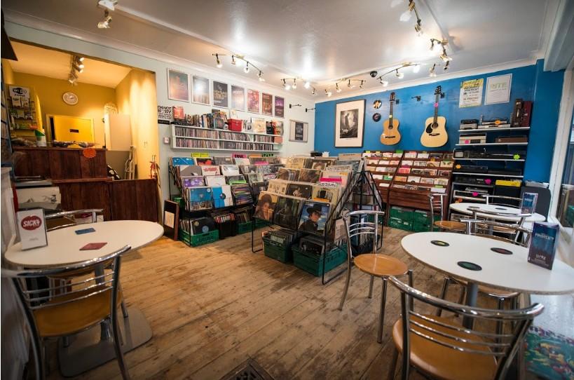 Deco Records Withington