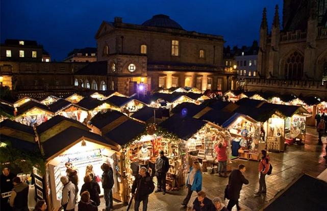 Hazel Grove christmas markets