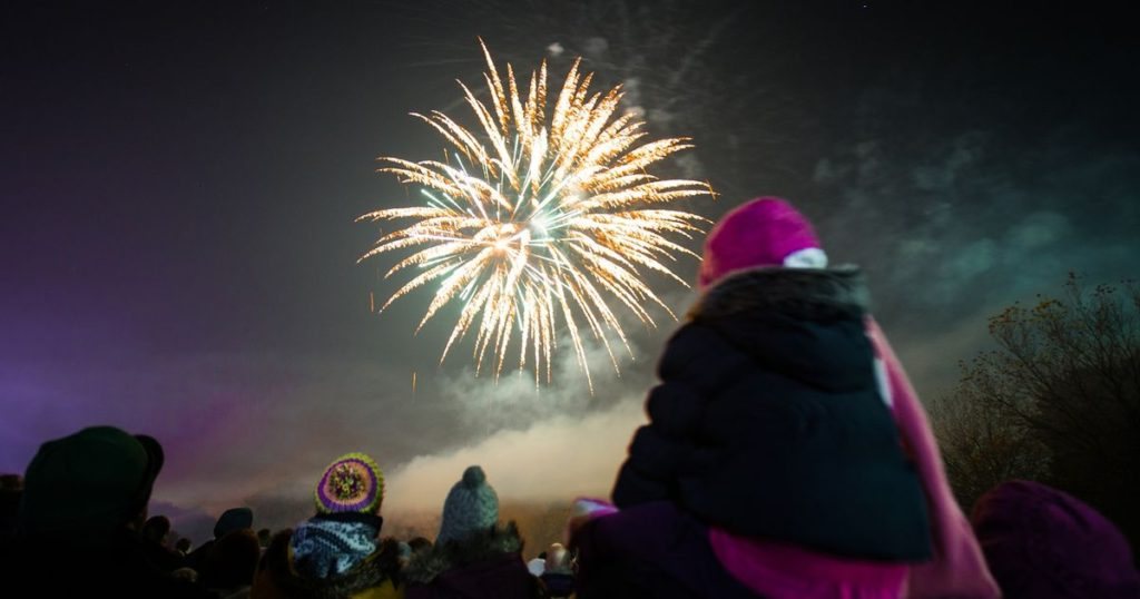 fireworks-bonfire