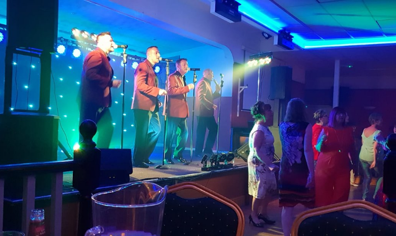 The New stalybridge Labour Club event