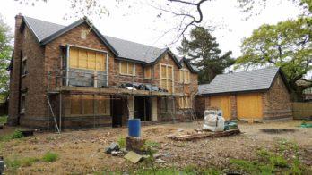 An external image of a detached home